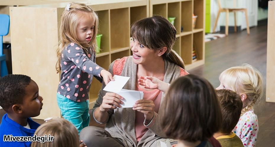 روانشناس کودکان استثنایی