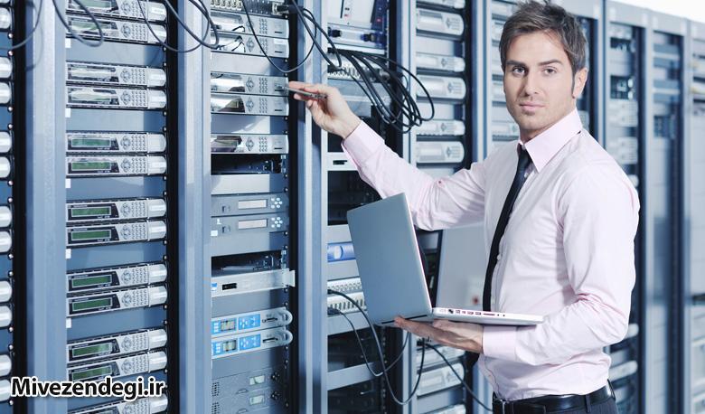تکنسین شبکه های کامپیوتری