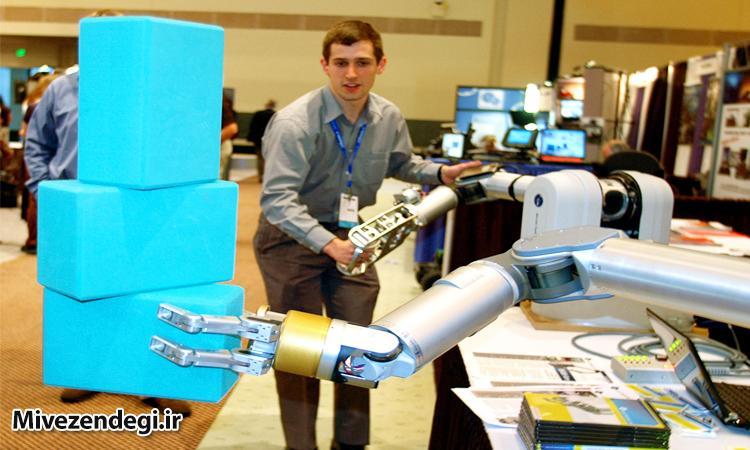 مهندسی رباتیک