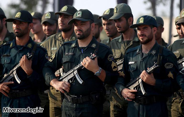 کارشناس نیروی انتظامی