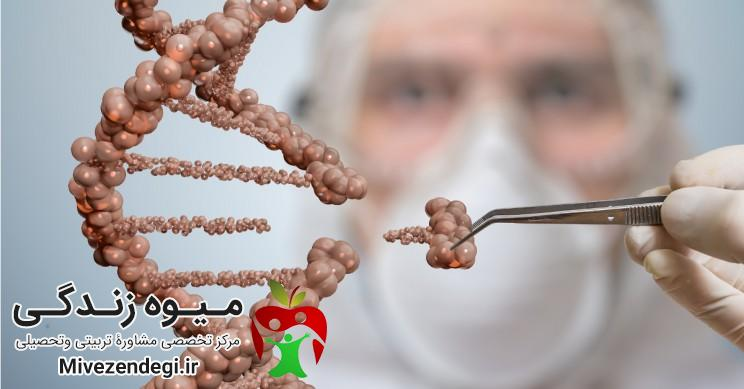کارشناس ژنتیک