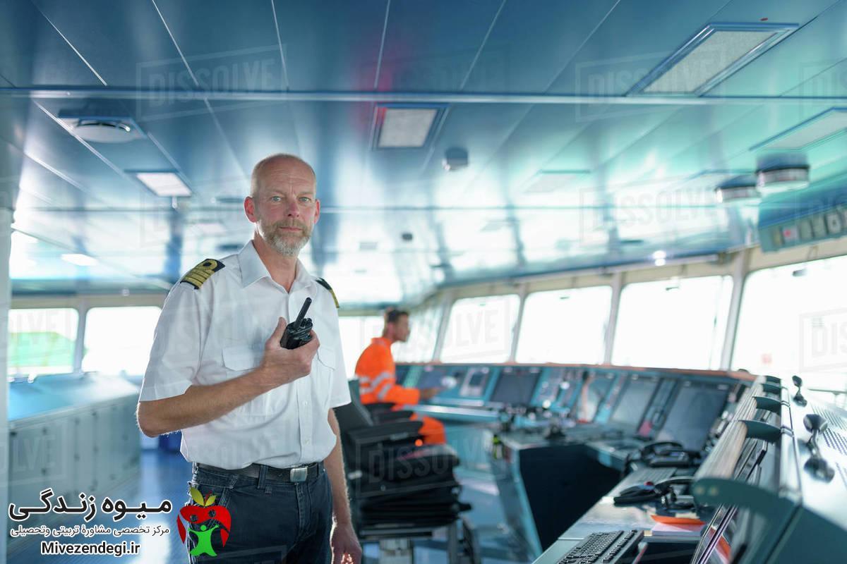 کاپیتان کشتی